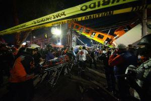 Aumenta a 25 los muertos en el trágico accidente del Metro de la Ciudad de México; todos los cuerpos son identificados