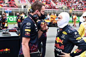 En Red Bull le exigen resultados a 'Checo' Pérez
