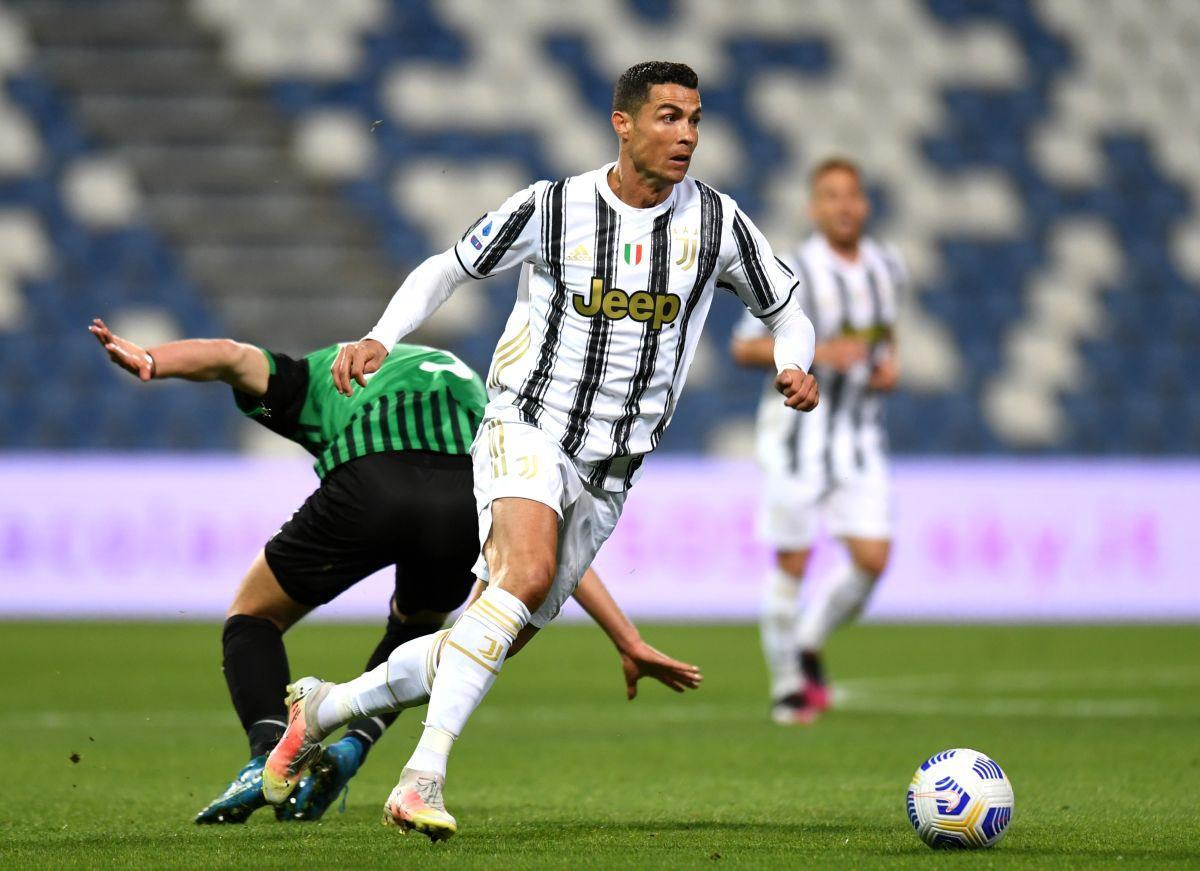 Cristiano Ronaldo es el primer jugador en alcanzar 100 goles en tres equipos diferentes