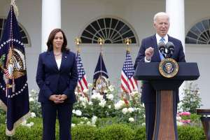 Joe Biden y Kamala Harris hacen públicos sus declaraciones de impuestos
