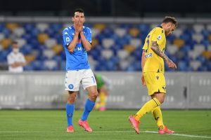 """El Napoli de """"Chucky"""" Lozano quedó afuera de la próxima Champions League"""