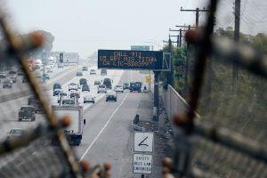 Balazos en el freeway: más de 80 misteriosos incidentes plagan autopistas de Los Ángeles en semanas recientes