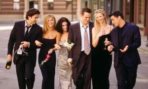 Revelan fecha de estreno de 'Friends: The Reunion'