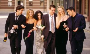 Revelan fecha de estreno de 'Friends: The Reunion'