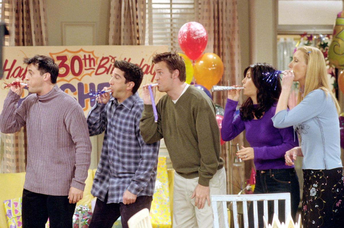 "'Friends"": 5 momentos clave que marcaron la serie"