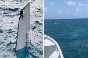 Hallan narco avioneta hundida en el mar en espacio aéreo usado por cárteles