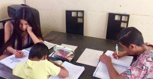 El día a día de padres, hijos y maestros mexicanos a más de un año lejos de las aulas