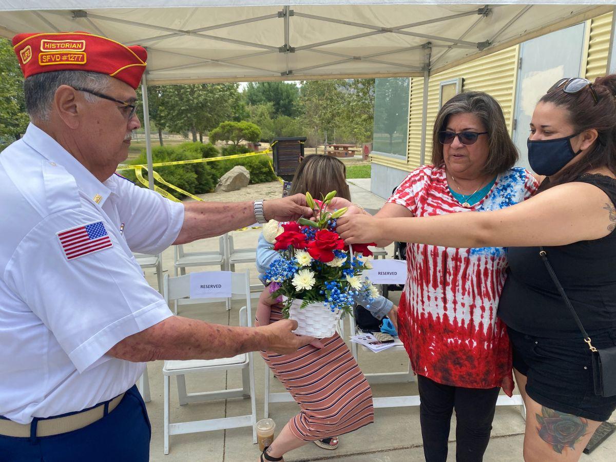 Recuerdan en Cypress Park el sacrificio máximo de soldados latinos