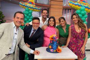 Francisca Lachapel: Su pastel de cumpleaños terminó en el piso