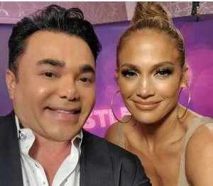 """Oscar Petit de 'El Gordo y la Flaca' a Jennifer Lopez: """"Ella tiene mucho miedo de estar sola y se equivoca"""""""