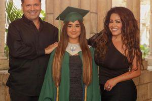 Carolina Sandoval le agradeció a su esposo Nick haber sido un padre para Bárbara Camila