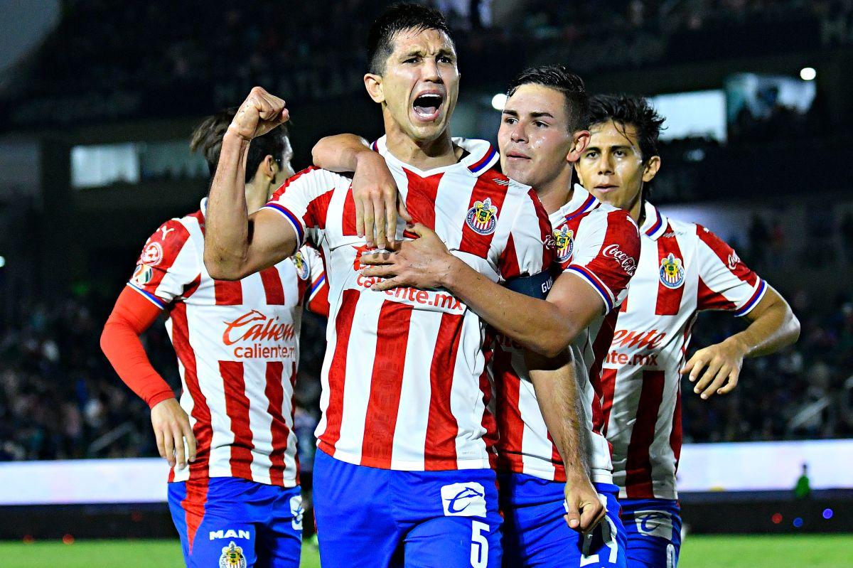 Jesús Molina considera que Chivas puede ser campeón de la Liga MX