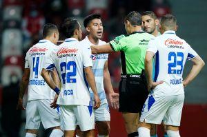 Cruz Azul arremetió fuertemente en contra del arbitraje