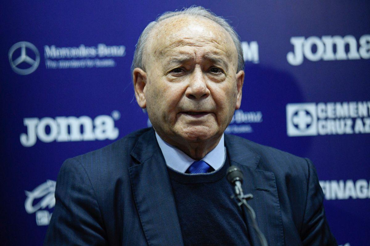 Ex presidente de Cruz Azul deberá pagar una multa millonaria, pero no se librará de su detención