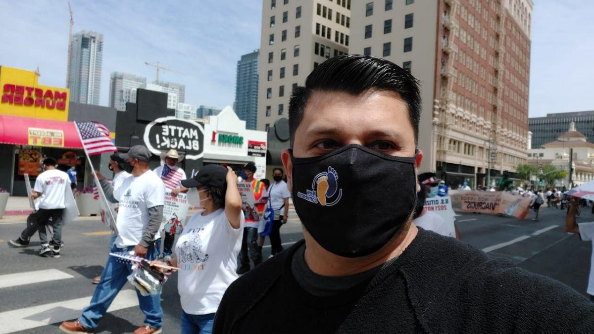 Líder de la principal organización de deportados en México vuelve con papeles… ¡y a Los Ángeles!