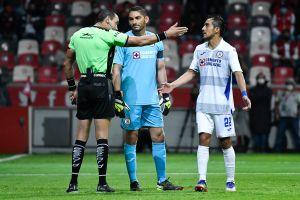 "Jesús Corona, segundos antes de la remontada a Toluca: ""Hoy gana el fair play, no va a haber 12 jugadores"""