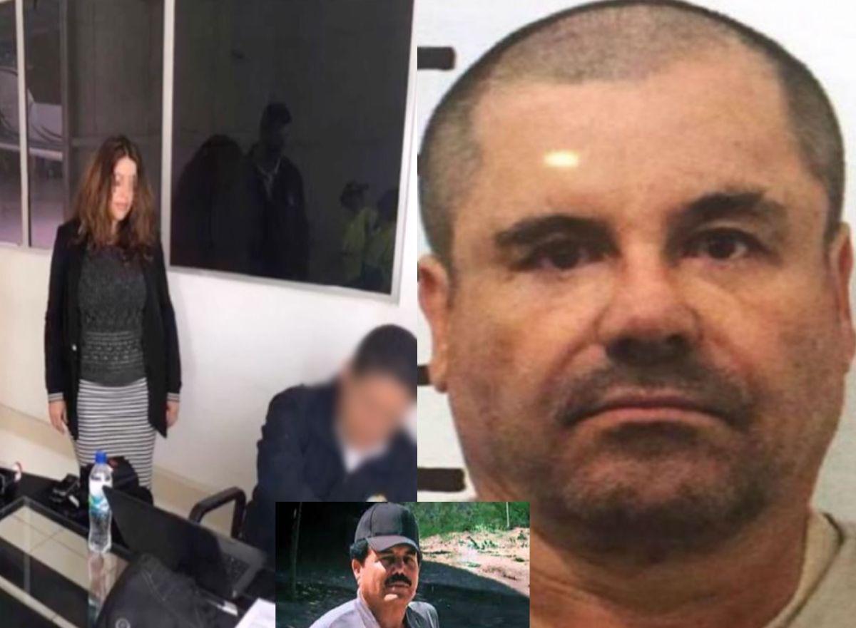 La Comadre, el Chapo, el Mayo Zambada