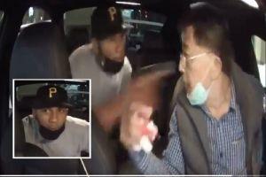 Ladrón golpea en rostro a chofer anciano de Lyft y le roba $1,500 dólares, celular y gafas