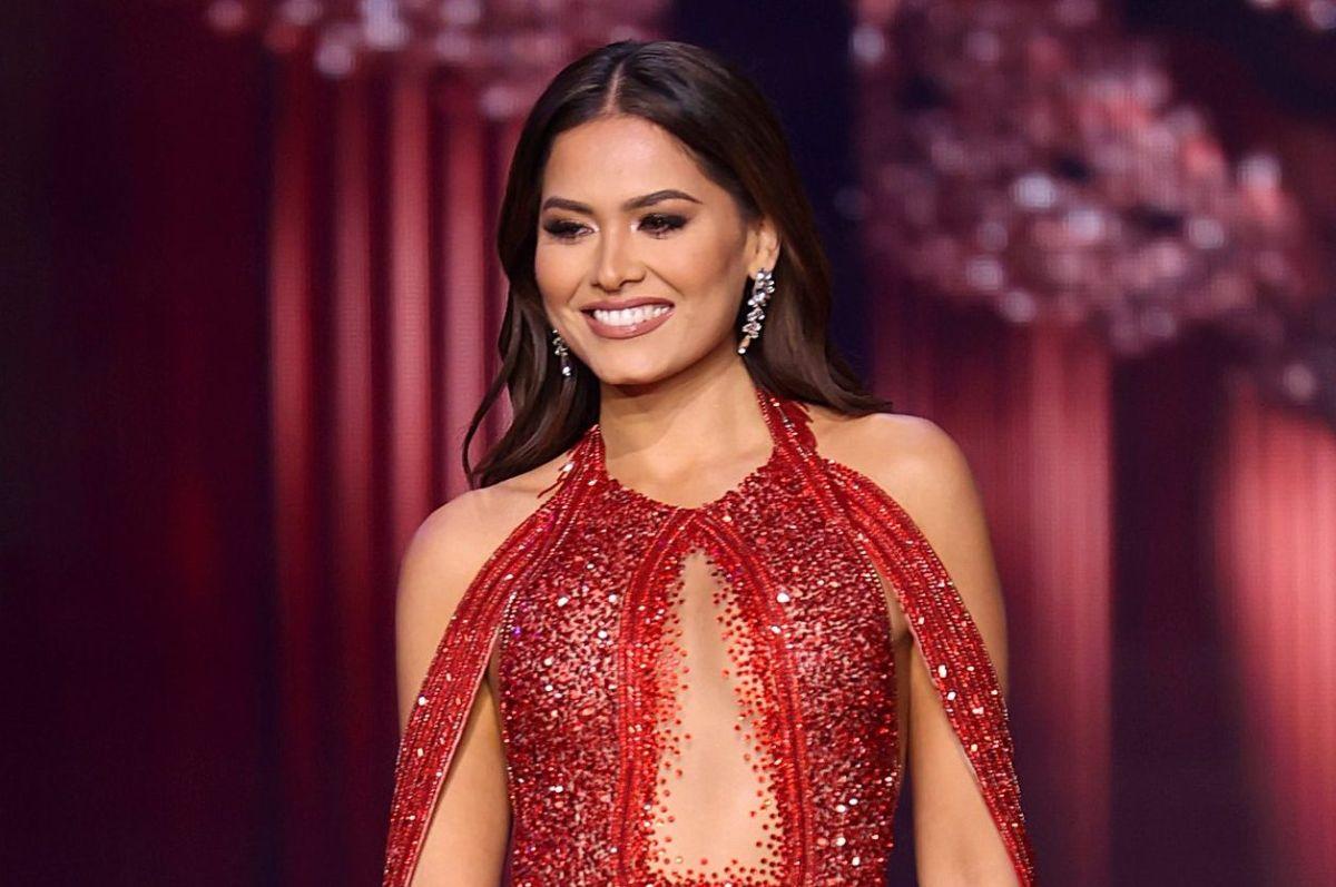 Miss México, Andrea Meza, se corona como la nueva Miss Universo 2021   Crédito: Getty Images