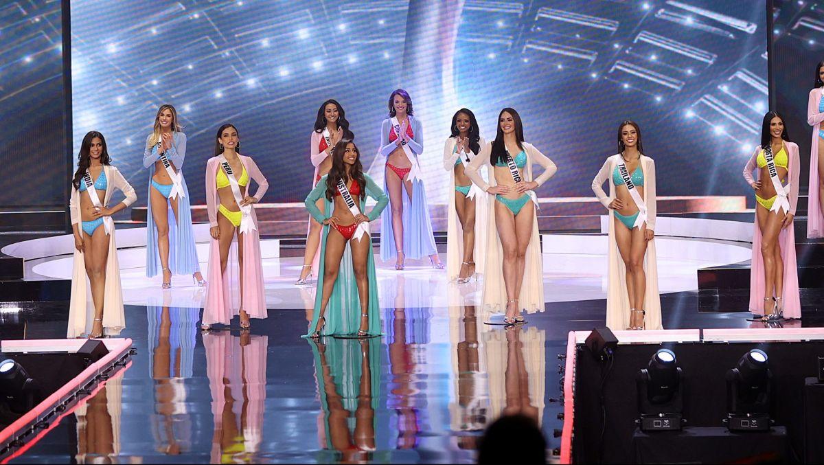 Top 10 de participantes que compitieron por la corona de Miss Universo 2021
