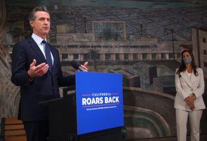Gobernador de California da a conocer el presupuesto estatal que incluye ayuda por coronavirus