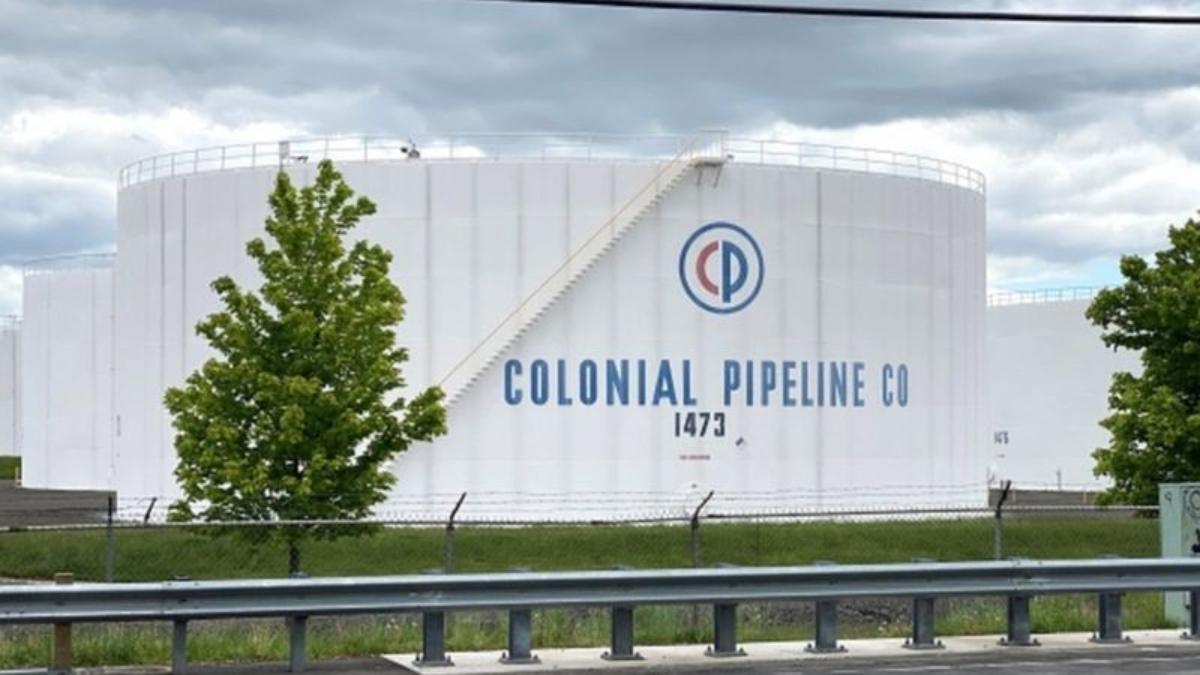 Por qué es de vital importancia para EE.UU. el oleoducto Colonial que fue objeto de un ciberataque