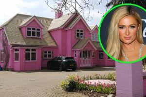 Conoce la casa estilo Barbie donde durmió Paris Hilton y que ahora puedes alquilar en Airbnb