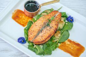 Pescados y mariscos más ricos en omega-3 y con bajos niveles de mercurio