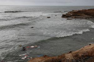 Identifican a 3 muertos hispanos del barco que supuestamente llevaba a inmigrantes de México a San Diego