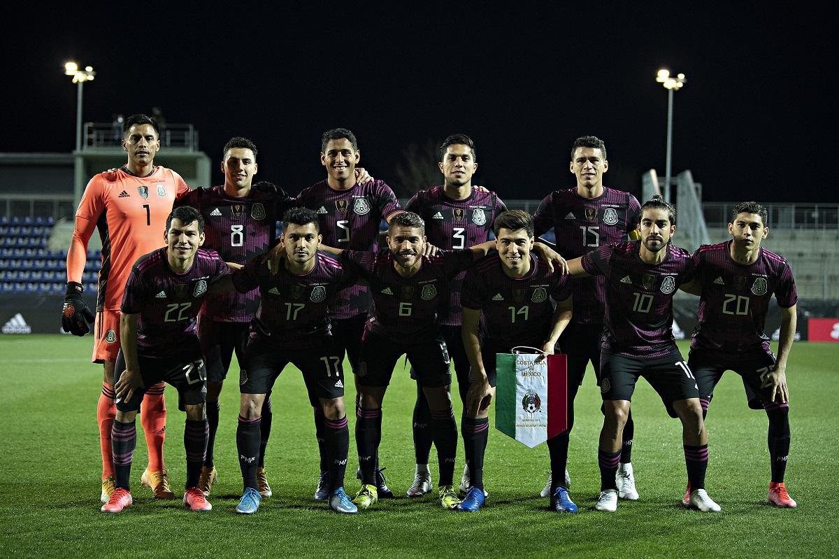 Estos son los 31 convocados por el Tri mexicano al Final Four de la Nations League
