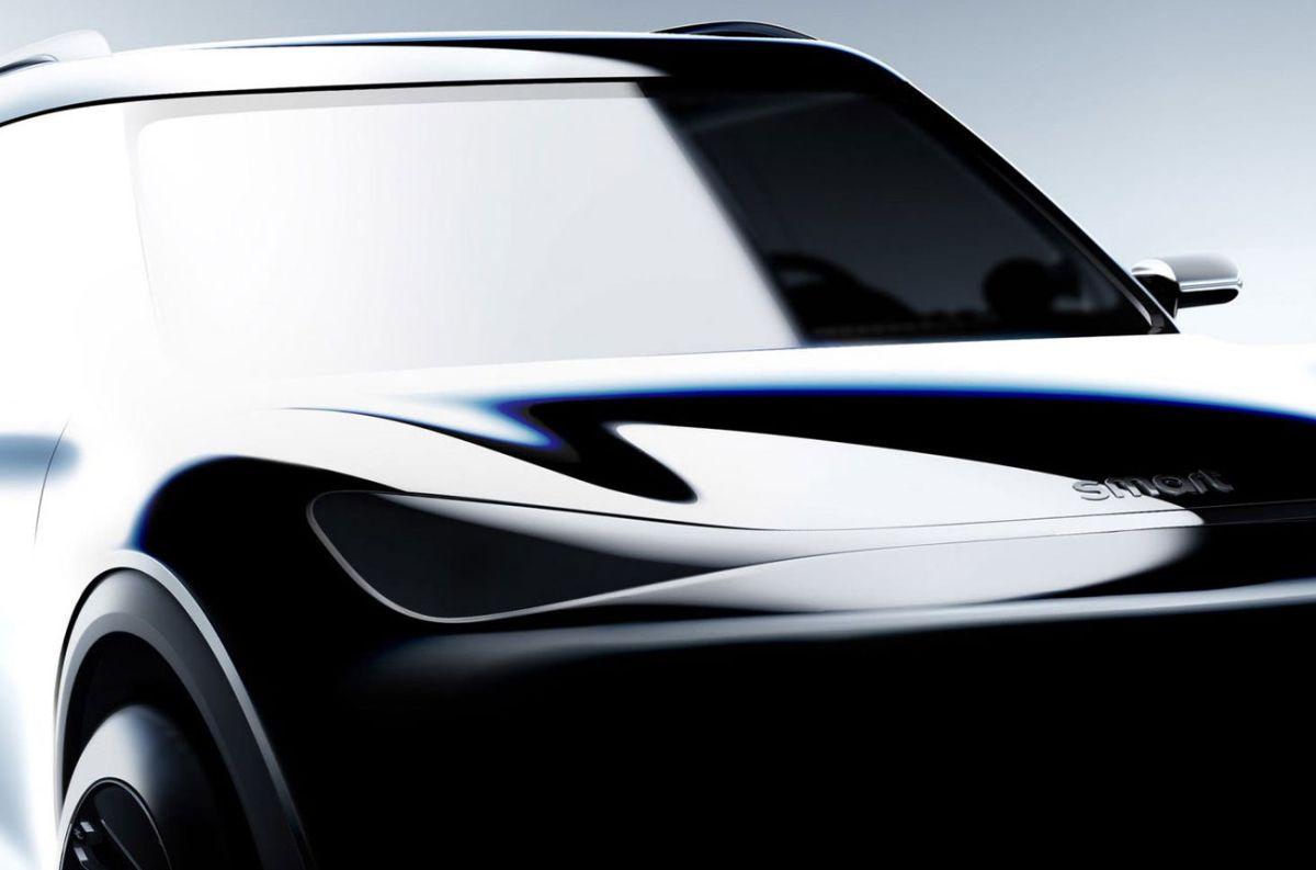 Smart planea un SUV para su futuro