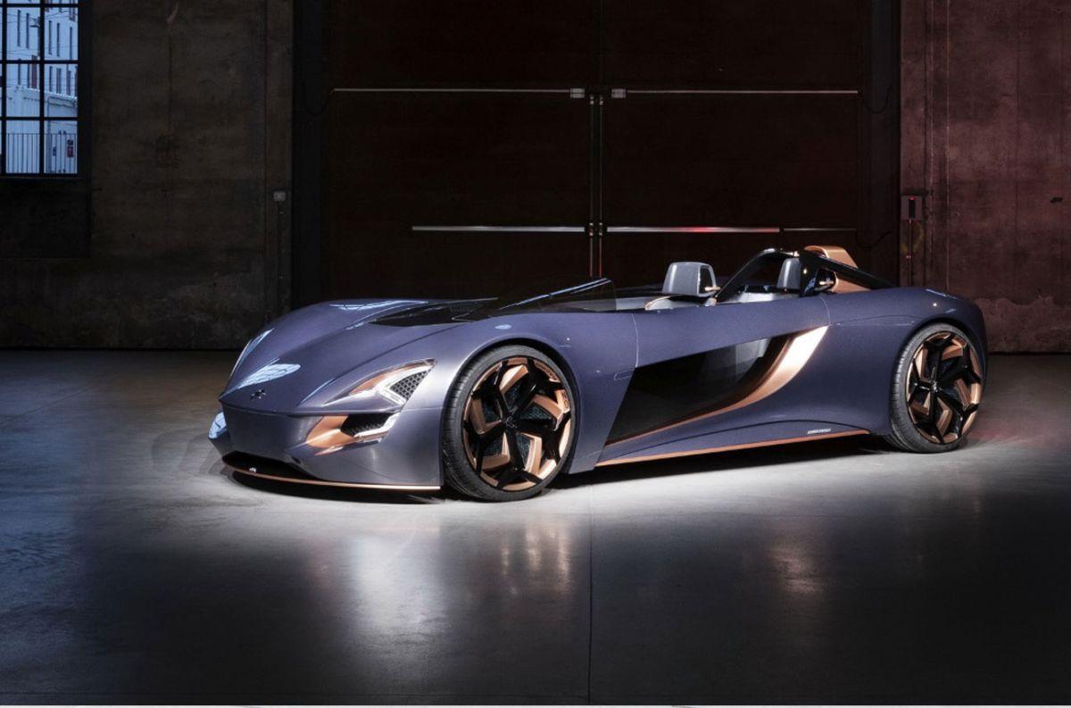 Misano Concept: un prototipo de Suzuki muy particular