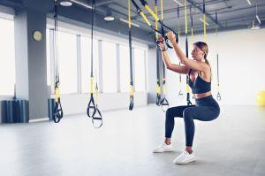 Los mejores sets de cuerdas para practicar TRX en casa