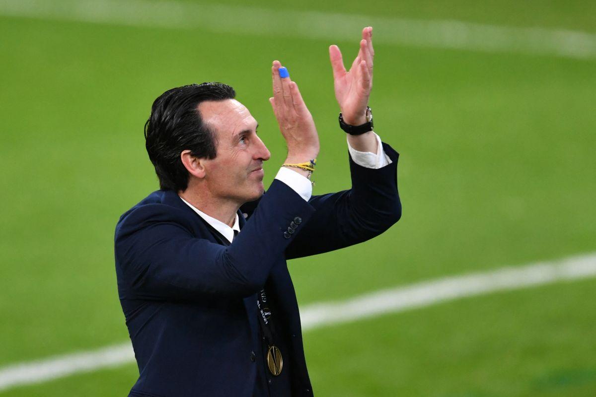Emery armó a un Villarreal competitivo en todo momento.