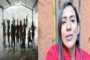 Zudikey, estrella del Exatlón reta al Cártel de La Familia Michoacana y retoma campaña