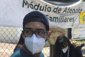El dolor y la indignación de los familiares de las víctimas del accidente del metro en CDMX