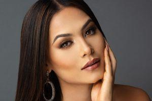 Andrea Meza es felicitada tras su arrasador triunfo en Miss Universo por Lupita Jones y Ximena Navarrete