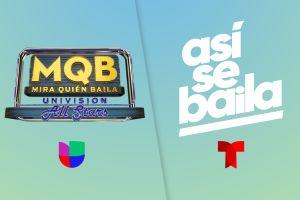 Telemundo reta a Univision y muestra que 'Así Se Baila' con nueva competencia de baile