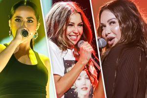 Fotos de ensayos del especial Latin Grammy Celebra Ellas y Su Música de Univision