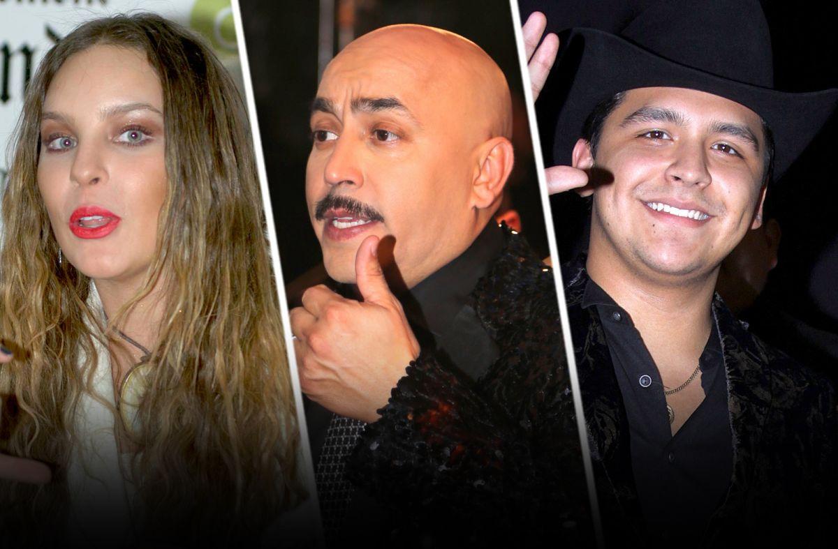 Belinda y Christian Nodal se comprometen y todos preguntan por Lupillo Rivera