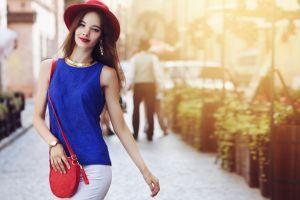 7 blusas sin mangas para un look casual, fresco y cómodo