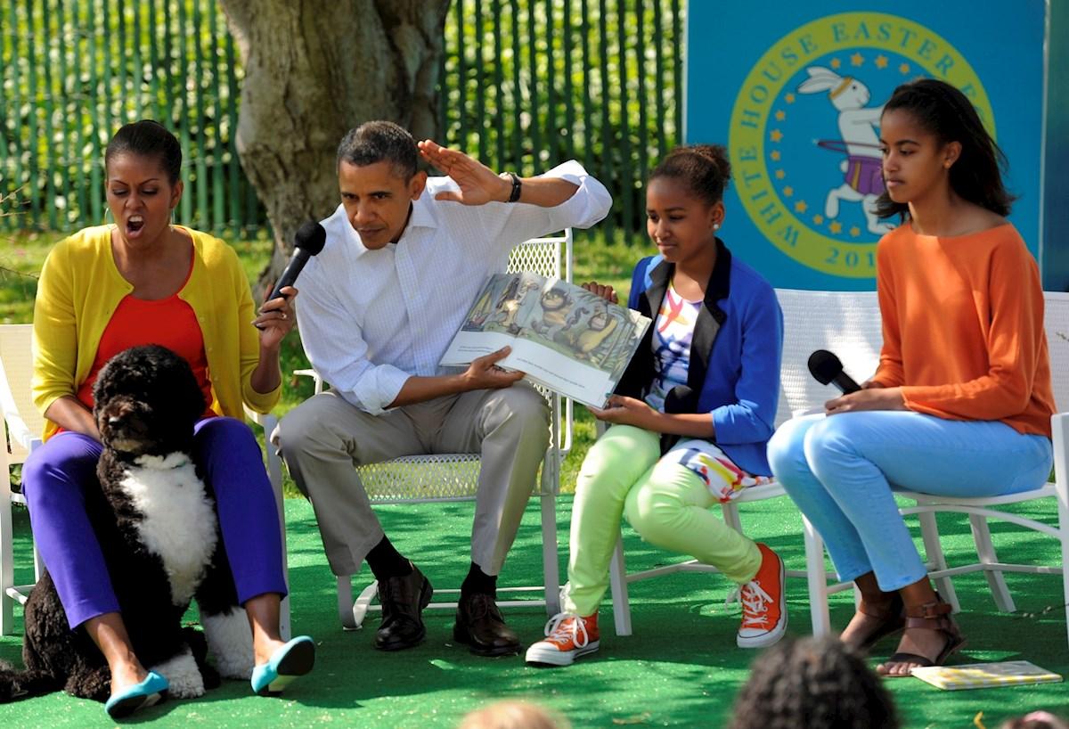 BO el perro de los Obama