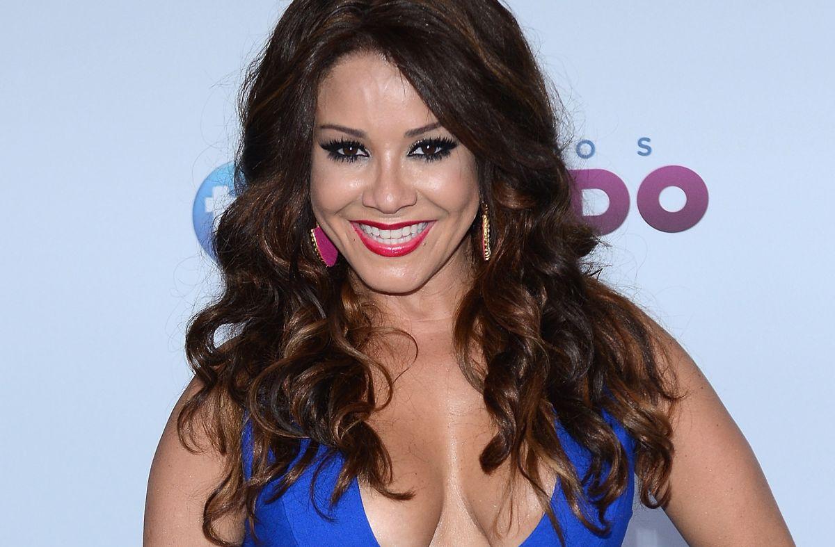 Carolina Sandoval 'La Venenosa'. Foto: Rodrigo Varela / Getty Images