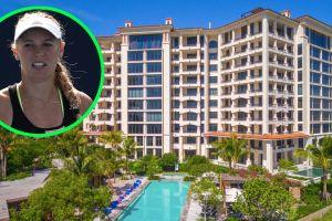 Caroline Wozniacki estrena increíble penthouse en el sitio más caro de todo Estados Unidos