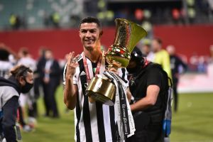 Cristiano hace historia: Es el primer jugador en obtener 34 títulos en Europa