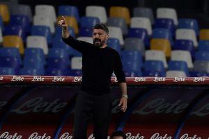 Gattuso fue echado del Napoli tras quedar afuera de la próxima Champions