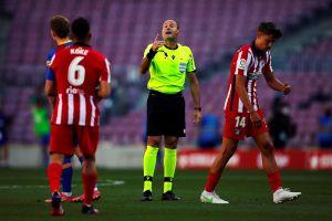 Mateu Lahoz pitará la final de la Champions League