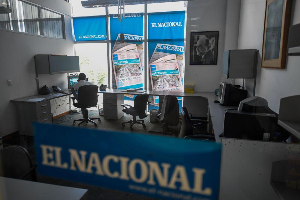 Las autoridades venezolanas embargan la sede del diario El Nacional por la demanda de Diosdado Cabello