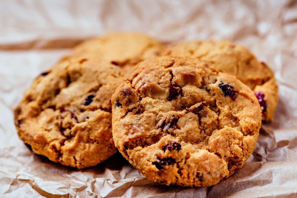 Las galletas veganas de chocolate son una buena alternativa para nuestra alimentación