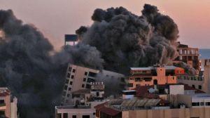 La escalada de violencia entre israelíes y palestinos deja 35 muertos en Gaza y 5 en Israel